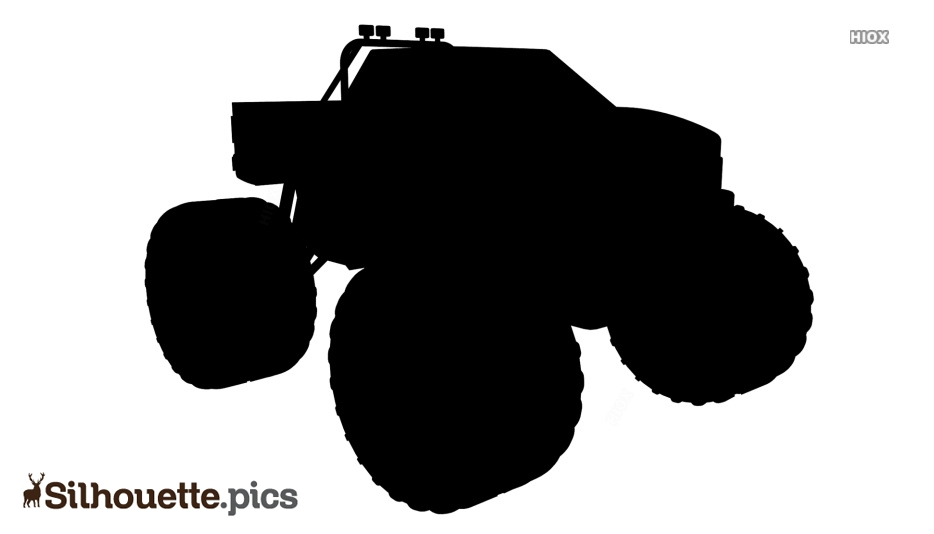 Truck Silhouette Images