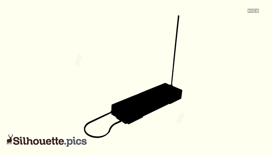 Moog Theremin Silhouette Images