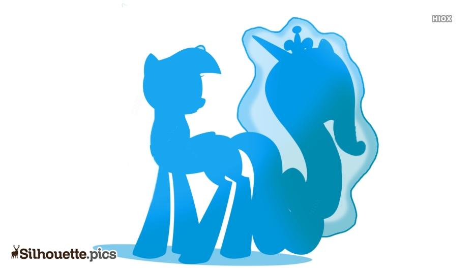 My Little Pony Clip Art Image