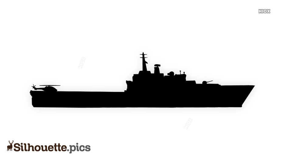 Ship Silhouette Images