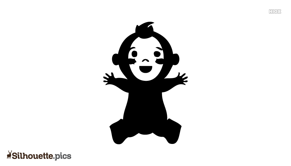 New Baby Silhouette Images