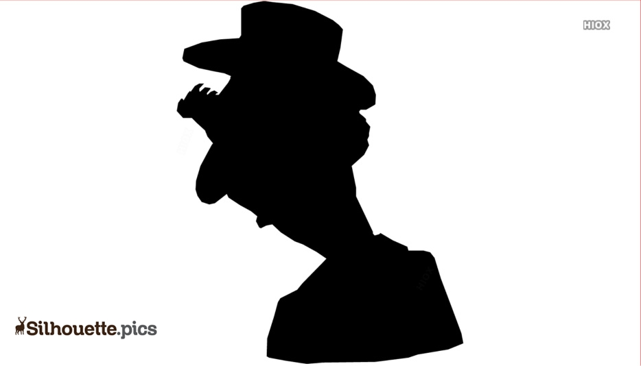 Cartoon Man Silhouette Images, Pictures