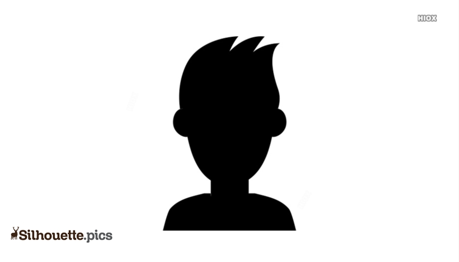 Oval Face Silhouette Images