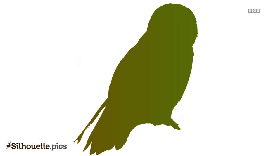 Owl Bird Logo Silhouette For Download