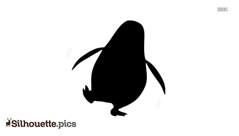Penguin Silhouette Images