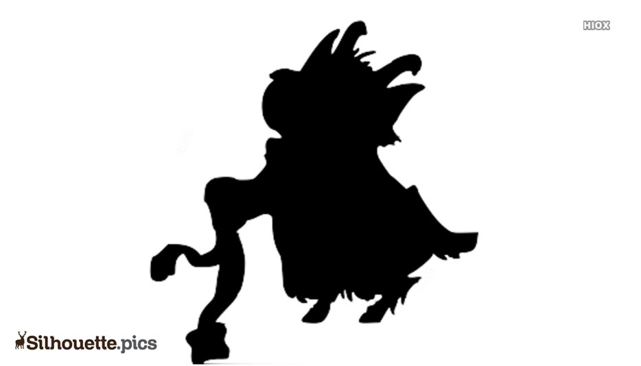 Phil The Satyr Silhouette Background