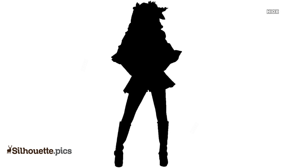 Costume Silhouette Designs, Images