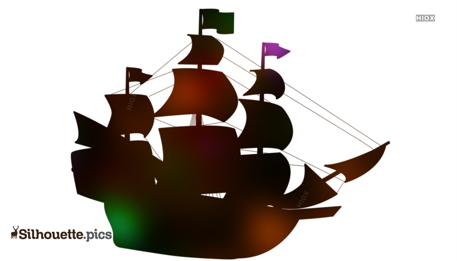 Pirate Silhouette Images