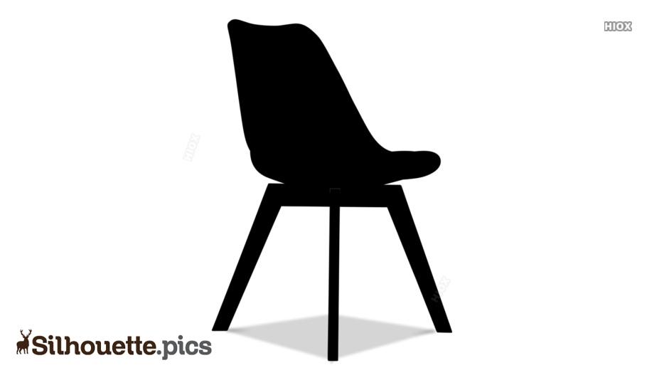 Plastic Chair Silhouette