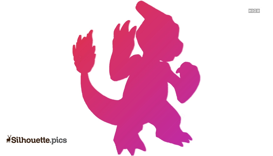 Pokemon Characters Silhouette Images