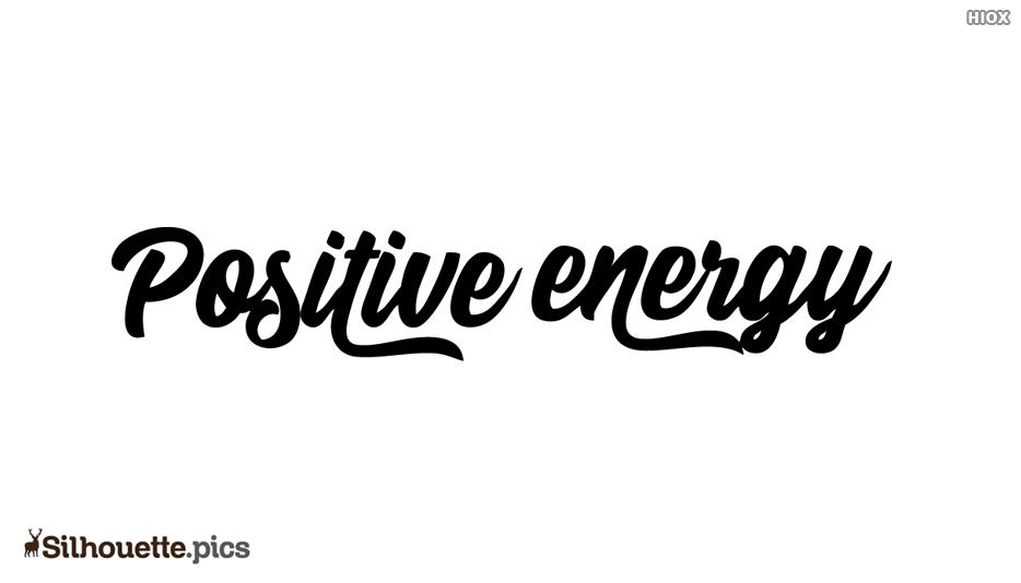 Positive Energy Silhouette