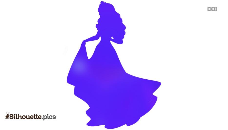 Princess Aurora Silhouette Sleeping Beauty Free Download Silhouette Pics