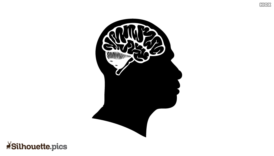 Psychiatry Silhouette Icon Vector Image