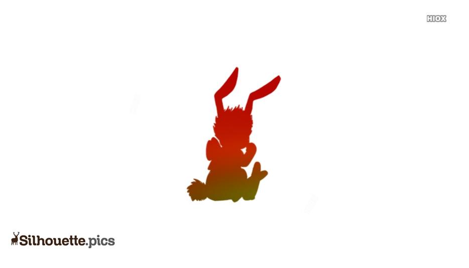 Rabbit Prince Silhouette