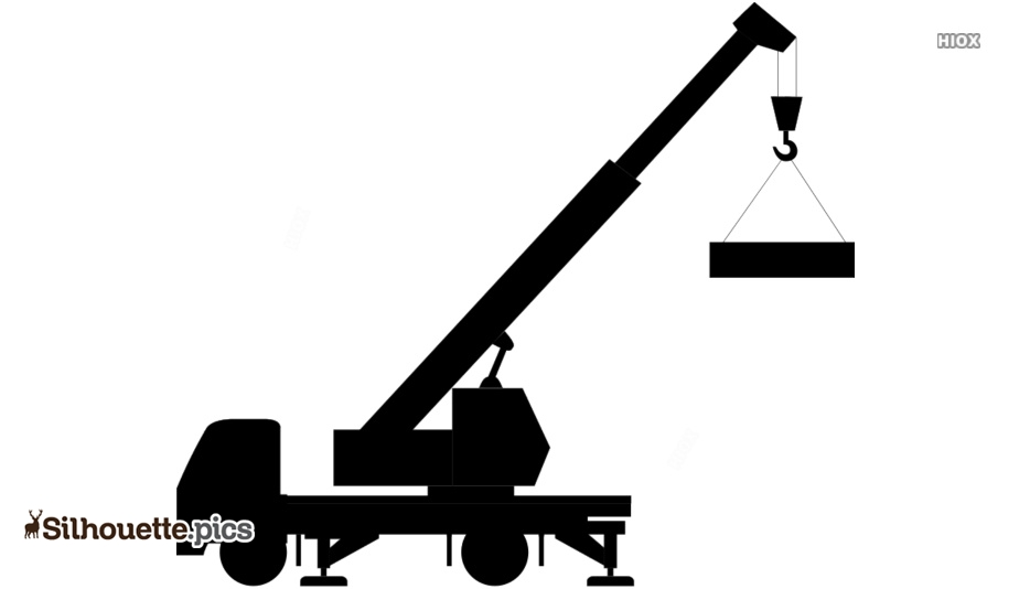 Construction Vehicle Silhouette Images, Pics