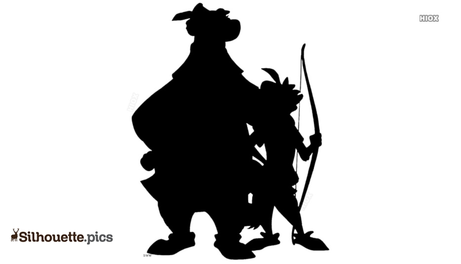 Movie Characters Silhouette Images
