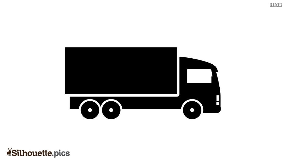 Scania Truck Silhouette