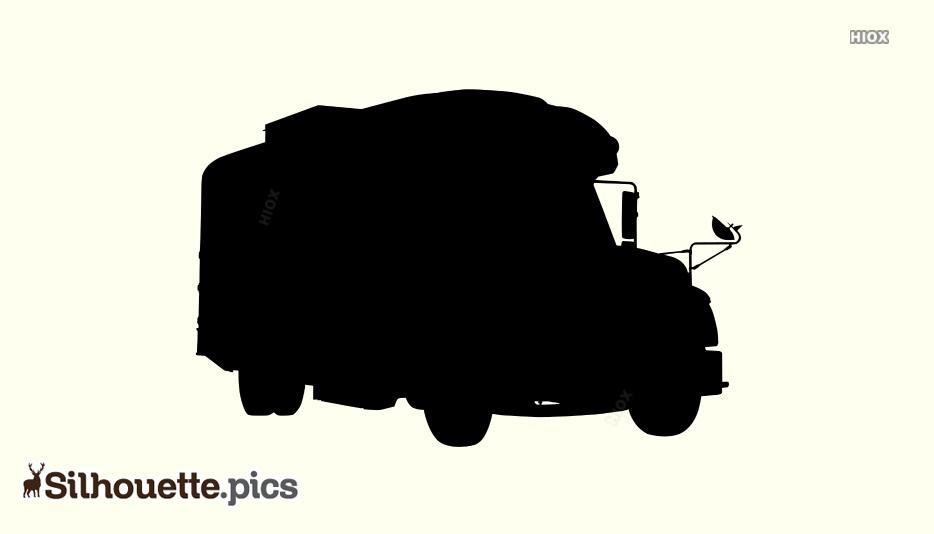 School Bus Silhouette Clip Art