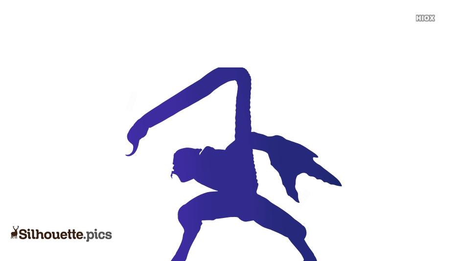 Scorpion Silhouette Clip Art