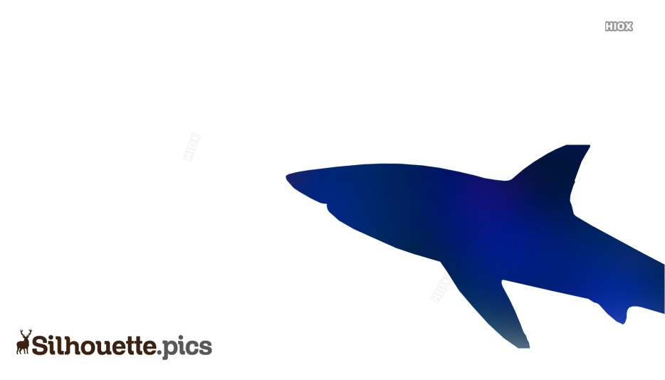 Shark Clipart Png Silhouette