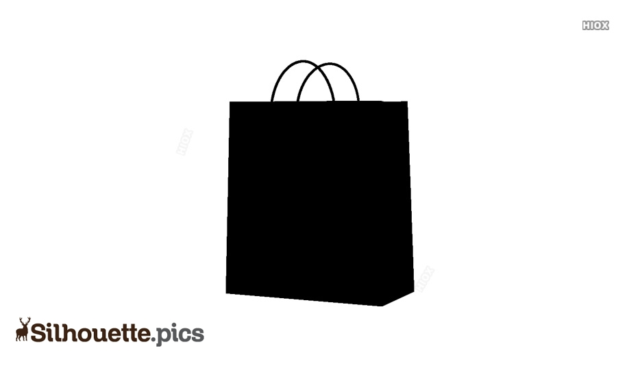 Bag Silhouette Images