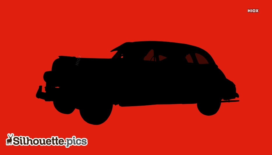 Car Silhouette Images