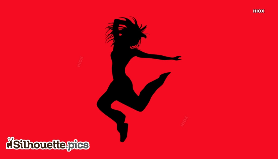 Jumping Silhouette Images