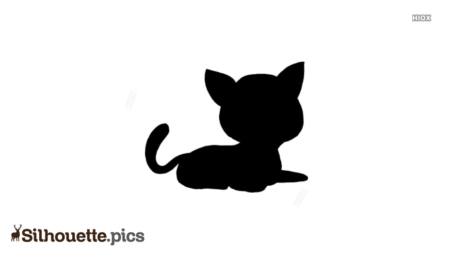 Cat Silhouette Images
