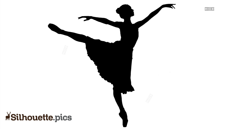 Silhouette Of A Dancer