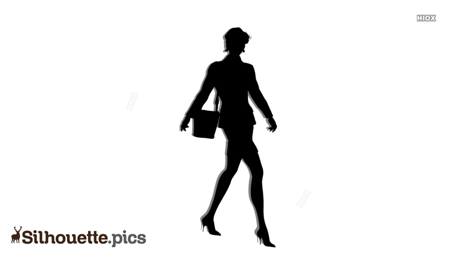 Silhouette Walking Images