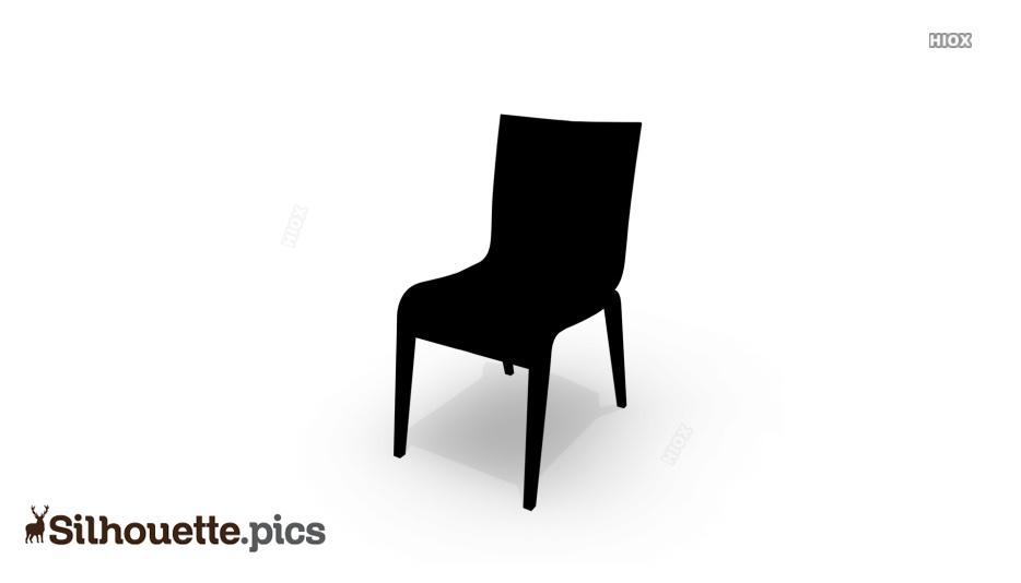 Simple Chair Silhouette