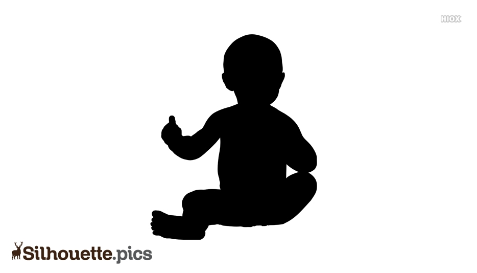 Baby Silhouette Images