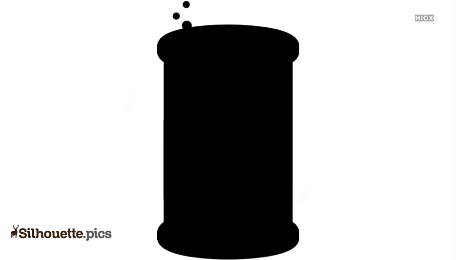 Soft Drinks Silhouette Images, Pictures