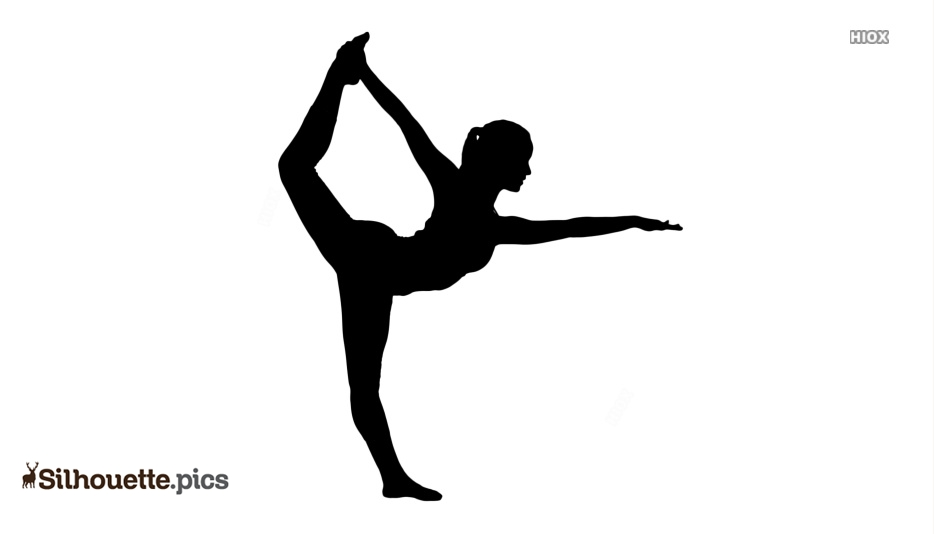 Yoga Poses Silhouette Images
