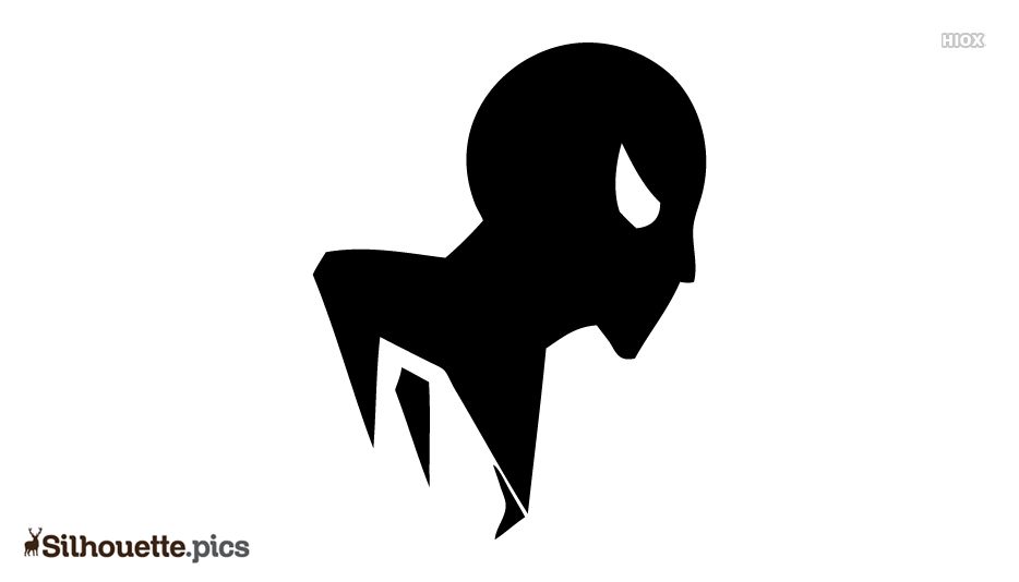 Cartoon Character Silhouette Images, Pictures
