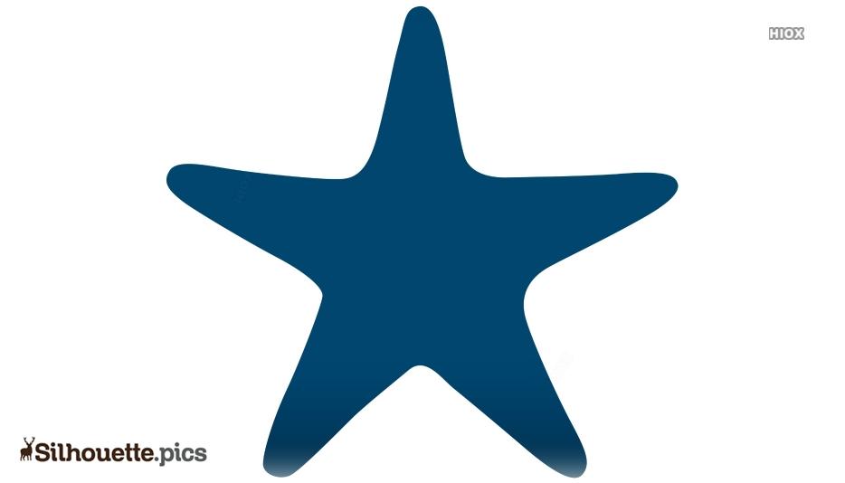 Starfish Graphics Silhouette Clipart