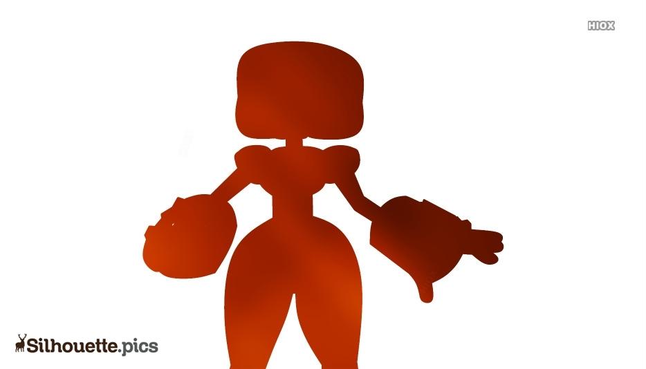 Steven Universe Garnet Silhouette