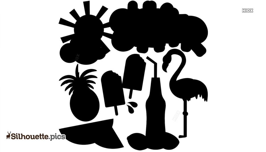 Summer Silhouette Images