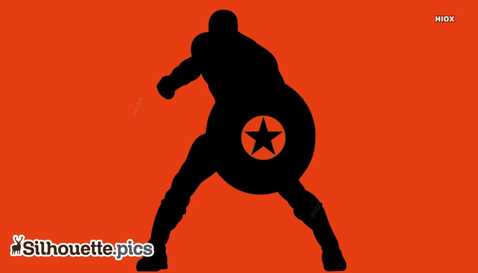 Superhero Silhouette Images