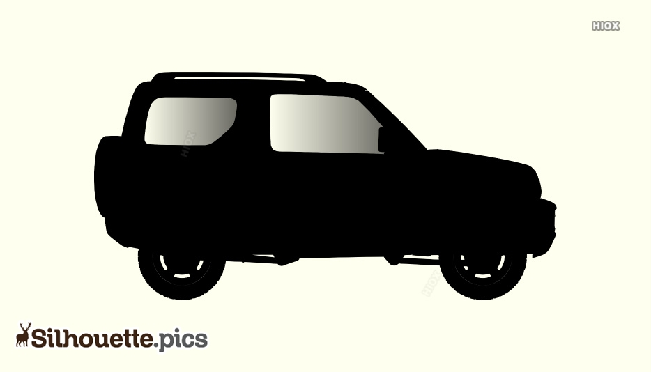 Luxury Car Silhouette Clipart Images, Pictures