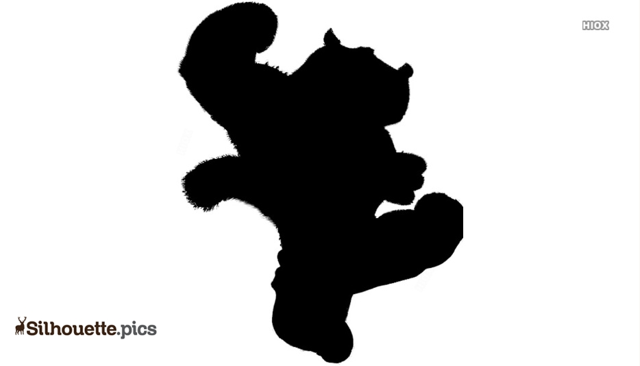 Kung Fu Panda Silhouette Images