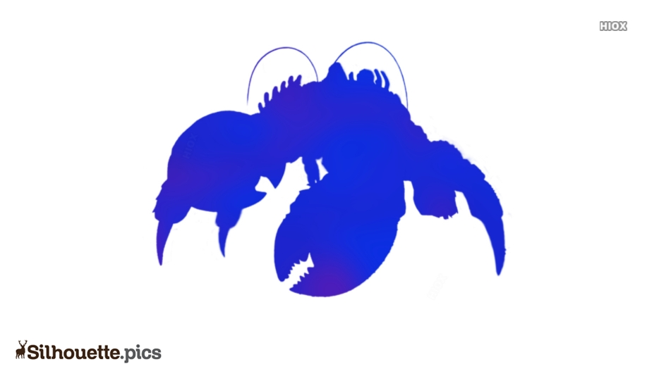 Tamatoa Silhouette Image Vector