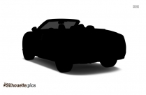 Bentley Silhouette Vector