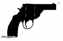 .32 Pistol Fallout 3 Silhouette