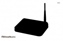 3G Routers Wireless Vector