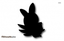 Greater Bilby Clipart Silhouette