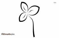 Clipart Floral Designs Silhouette