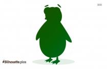 Adelie Penguin Clip Art Image Silhouette