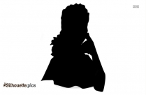 Adult Female Clip Art, Silhouette