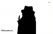 michael jackson dancing silhouette